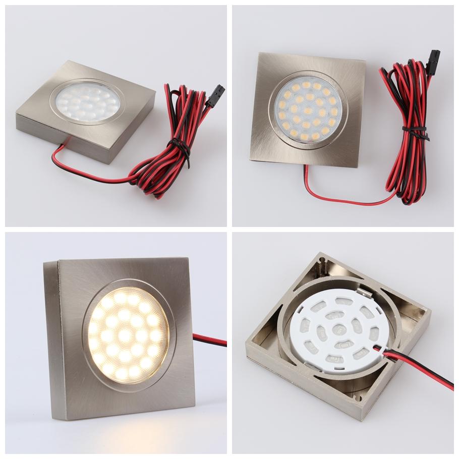 Tetra - oprawa podszawkowa LED