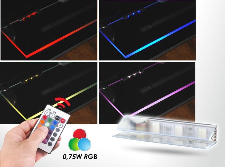 Klipsy LED RGB - Design Light