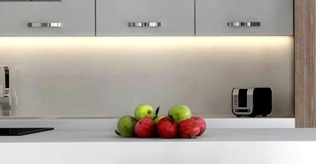 Oświetlenie Podszafkowe Do Kuchni Blog Led Design Light